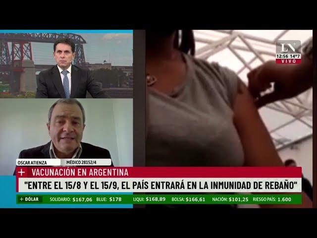 Oscar Atienza en LN+  Efecto rebaño   16.07