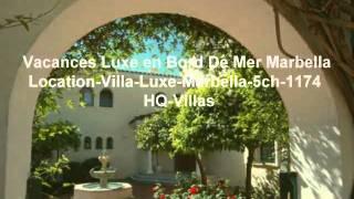 Vacances et Luxe de Marbella sur la Costa del Sol Espagne