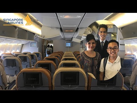 Flying with Singapore Airlines Star Alliance livery! | SQ955 Boeing 777-300 | Jakarta to Singapore