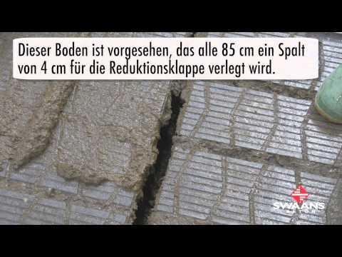 Swaans Beton Patent-Komfortboden