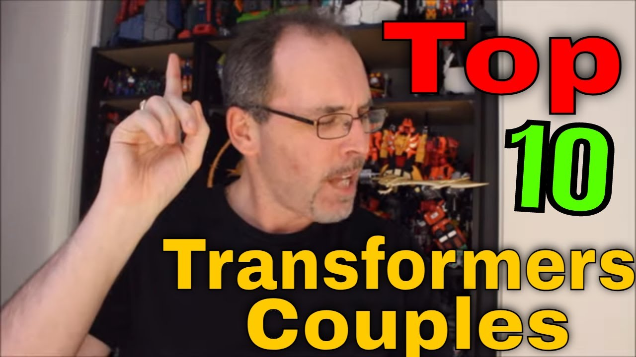 GotBot Counts Down - Love in the Springtime: Top 10 Transformers Couples