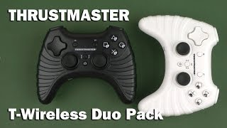 Распаковка Thrustmaster T-Wireless Duo Pack(, 2015-05-26T12:19:23.000Z)