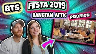 [2019 FESTA] BTS (방탄소년단) '방탄다락' #2019BTSFESTA Reaction