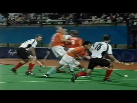 OG2000 Sydney Men Ger Ned first half