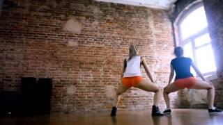 Dancehall\Booty dance - Студия современного танца FORMA - набор\лето 2013