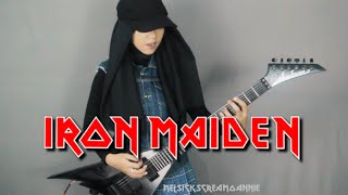 Iron Maiden - Blood Brothers | Bored Alien cover