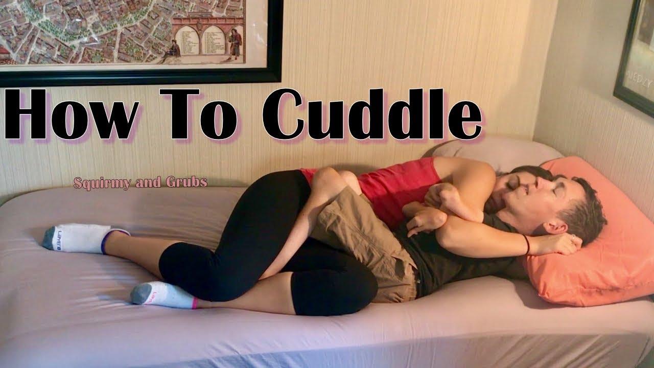 Ways to cuddle best The 10