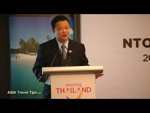 Thailand Tourism Press Conference at ASEAN Tourism Forum 2016 - HD