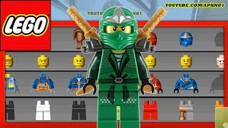 LEGO® Juniors Build & Drive - safe free kids game Android Gameplay Ep 10