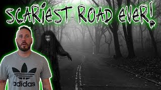 HAUNTED FORT DADE AVE (MOST HAUNTED ROAD IN AMERICA) | OmarGoshTV