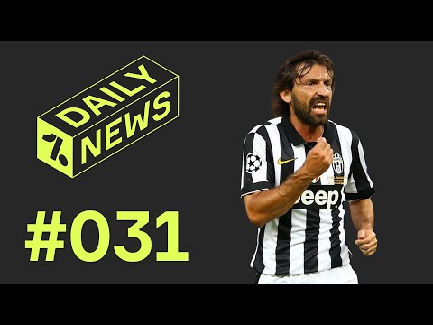 Pirlo wird Juventus-Boss! McKennie von Schalke 04 zu Hertha BSC? FC Köln holt Weltmeister?