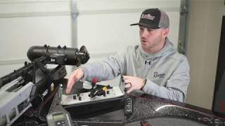 Bass Boat Technologies | Installing Bow and Console Mounts