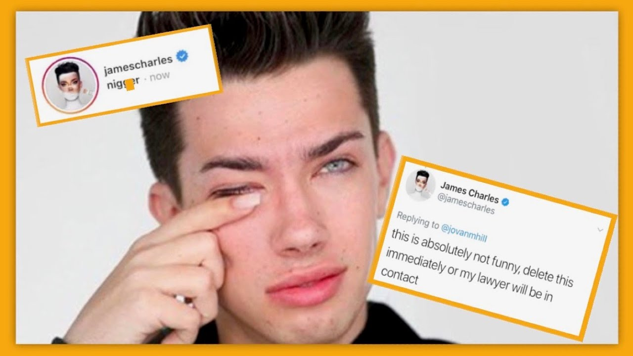 James Charles Sues A Fan Youtube