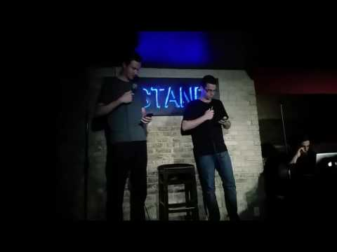 The RoastMasters 9.20.16 CoMain Event: J.P. McDade vs. Patrick Schroeder