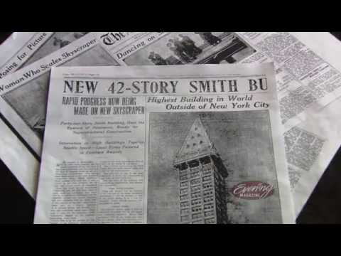 Seattle's Smith Tower turns 100, KING-TV Evening Magazine