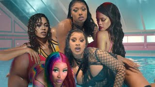 WAP (The Remix) ft. Nicki Minaj, Beyoncé, Rihanna, Cardi B
