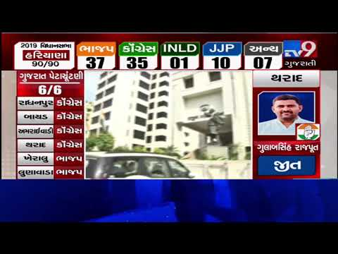 Gujarat by-polls 2019 : As results come in, Congress workers begin celebrations | Tv9