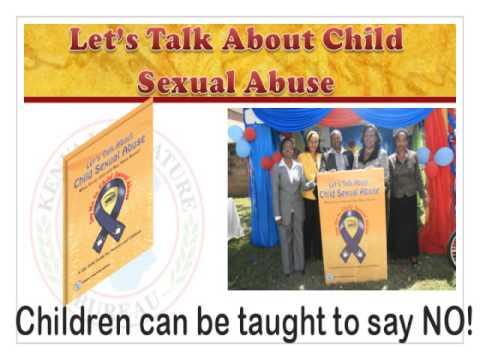 Kenya Literature Bureau (KLB) Sensitizes Children about Sexual Abuse
