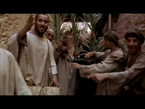 Jesus Rides into Jerusalem // The Passion of Christ
