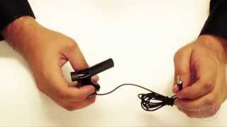 GOgroove SMARTmini AUX Bluetooth Hands-free Car Kit - Product Introduction Video