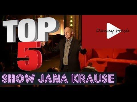 TOP 5 faktů - Show Jana Krause | Danny Fresh