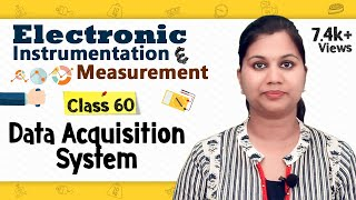 Data Acquisition System - Electronic Instrumentation and Measurement