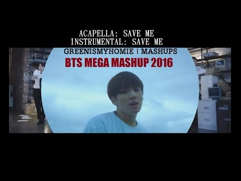 BTS MEGA-MASHUP [11 SONGS] | #3YearsWithBTS