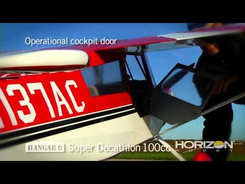Super Decathlon 100cc ARF By Hangar 9