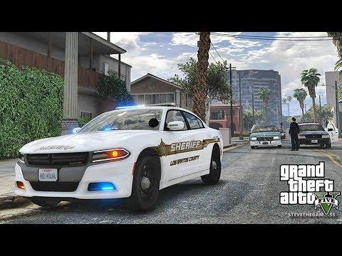 GTA 5 MODS LSPDFR 862 - DEPUTY DUMPLING IS BACK!!! (GTA 5 REAL LIFE PC MOD)