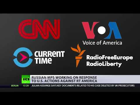 Measures aim to destroy RT America as mass media – editor-in-chief on US actions against channel