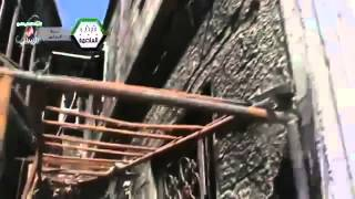Syria #6 Mass Destruction in Zabadani as Dictator Ruthlessly Bombs Liberated City 3-Nov-13