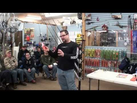 2015 Lake Huron Spring Salmon Fishing with Dan Fenner, Part 1.  It's Fish Church!