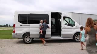 Explorer Van Ford Transit