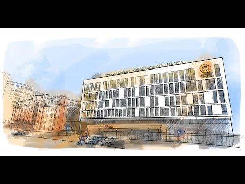 """Торжественное открытие 2 корпуса """"УГМК-Здоровье"""""""