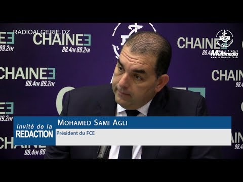 Mohamed Sami Agli président du FCE