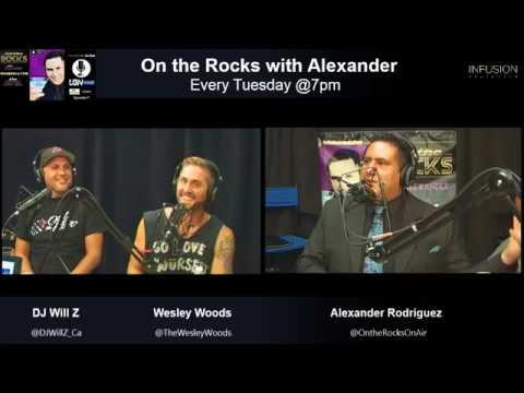 On The Rocks with Alexander - 07.06.17