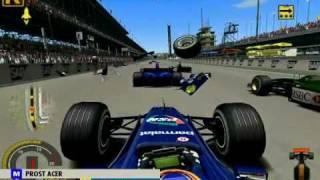 Grand Prix 4 EXTRA Crashes