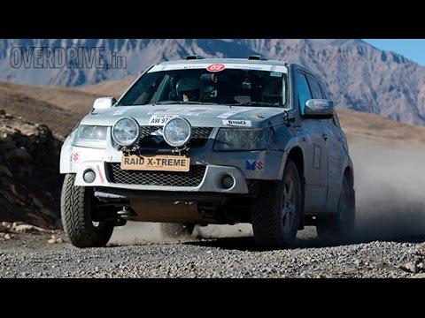 Maruti Suzuki Raid De Himalaya 2016