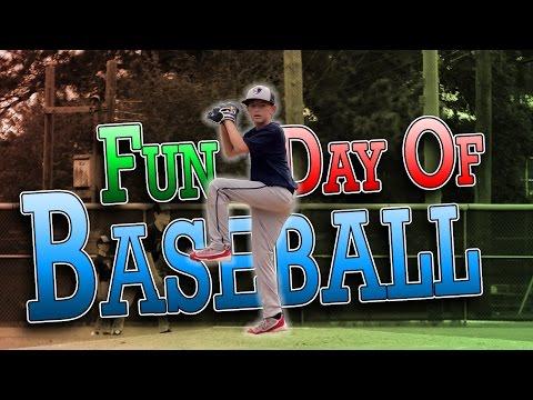 FUN DAY OF BASEBALL | ERIKTV365