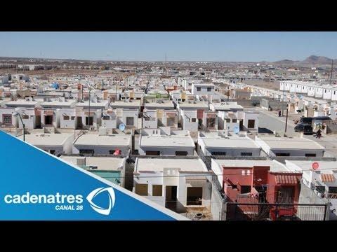En Ciudad Juárez son abandonadas 100 mil casas debido a la inseguridad