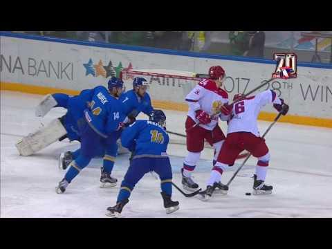 Россия переиграла Казахстан в финале Универсиады