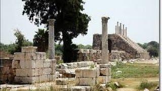 Наследие древних цивилизаций. Санторин и Тира. Документальный фильм