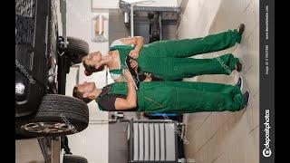 Байка про АВТОСЕРВИСы: делаем диагностику авто в разных местах  ремонт подвески автомобиля машины