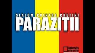 Gambar cover Parazitii - Unu pentru toti (nr.28)