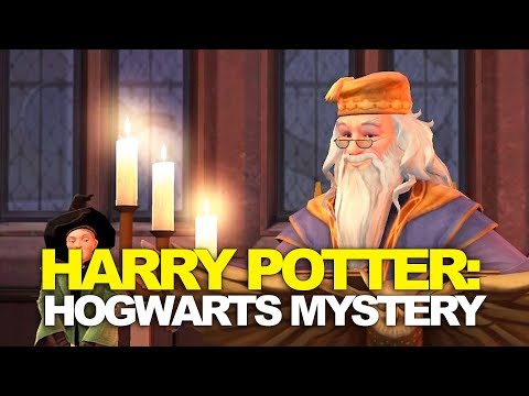 Harry Potter: Hogwarts Mystery - YOU have been chosen