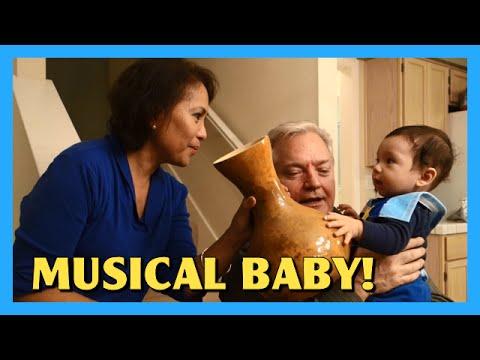 Musical Baby!