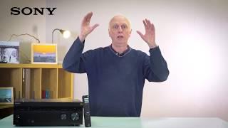 Унікальний 7.1.2-канальний AV-ресивер з технологією занурення в звук Dolby Atmos
