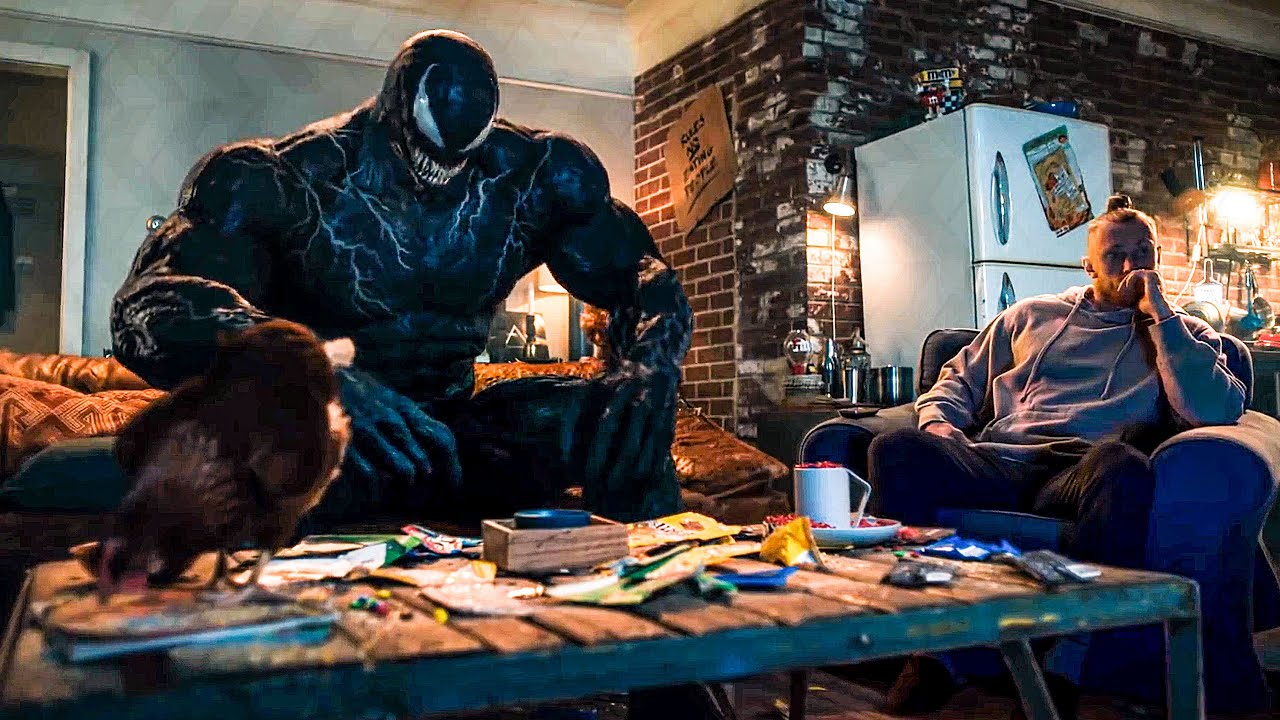 """Download VENOM 2: LET THERE BE CARNAGE """"Roommates"""" New Clip & Trailer! (2021)"""
