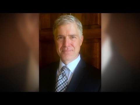 Who is Judge Neil Gorsuch?