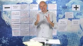 """22 урок """"Практические занятия по освобождению"""" - Торбен Сондергаард."""